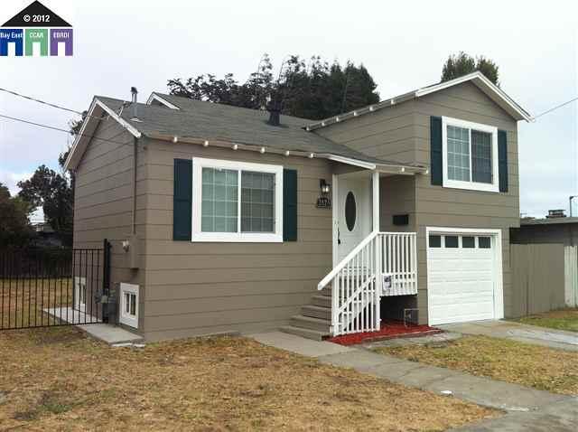Частный односемейный дом для того Продажа на 2825 20TH Street San Pablo, Калифорния 94806 Соединенные Штаты