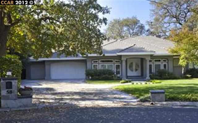 Additional photo for property listing at 58 LA GONDA Court  Danville, California 94526 United States