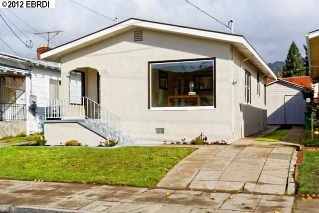 Single Family Home for Sale at 3620 REDDING Street Oakland, California 94619 United States