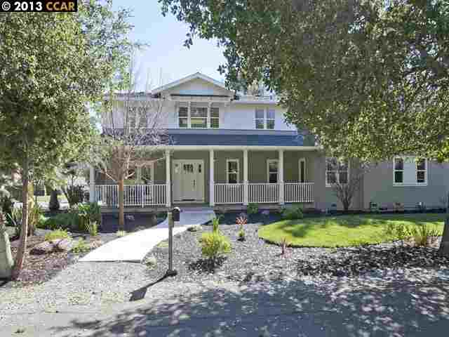 Single Family Home for Sale at 101 ROSE Street Walnut Creek, California 94595 United States