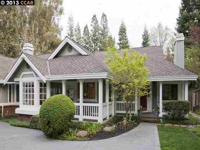 Частный односемейный дом для того Продажа на 6 Elizabeth Lane Danville, Калифорния 94526 Соединенные Штаты