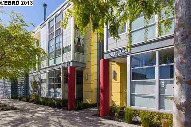 Casa Unifamiliar por un Venta en 1200 65TH Street Emeryville, California 94608 Estados Unidos
