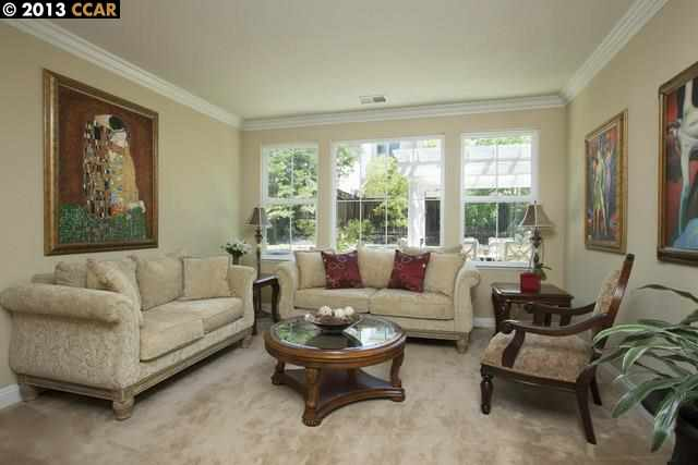 Single Family Home for Sale at 2506 CRANEFORD WAY San Ramon, California 94582 United States