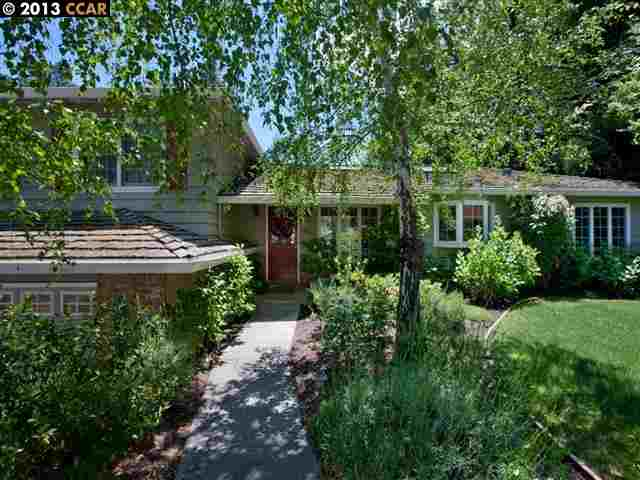 Additional photo for property listing at 1591 CERVATO Circle  Alamo, California 94507 United States