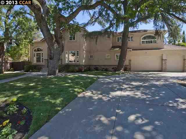 獨棟家庭住宅 為 出售 在 1054 READY Court Walnut Creek, 加利福尼亞州 94598 美國