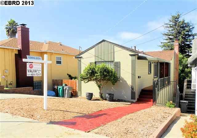 Single Family Home for Sale at 8307 NEY Avenue Oakland, California 94605 United States