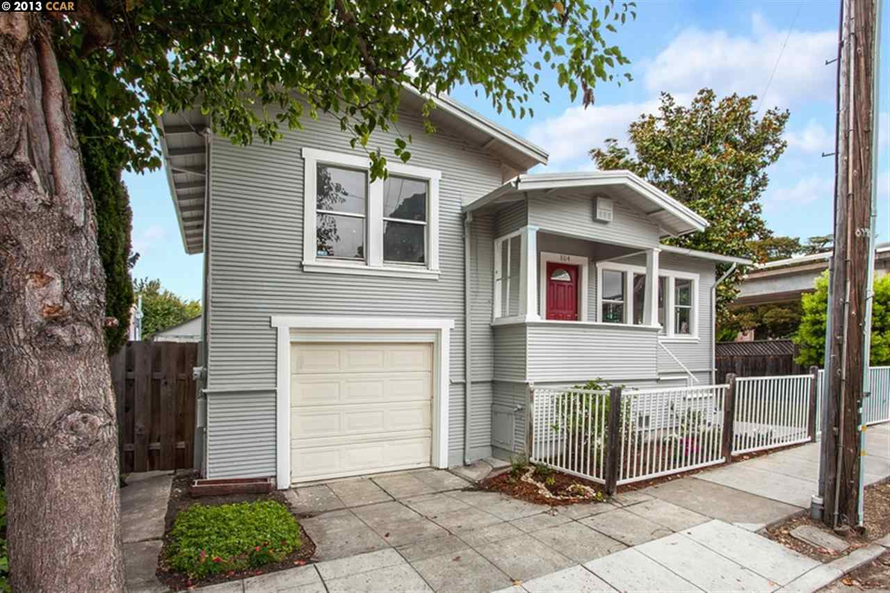 Single Family Home for Sale at 804 57TH Street Oakland, California 94608 United States