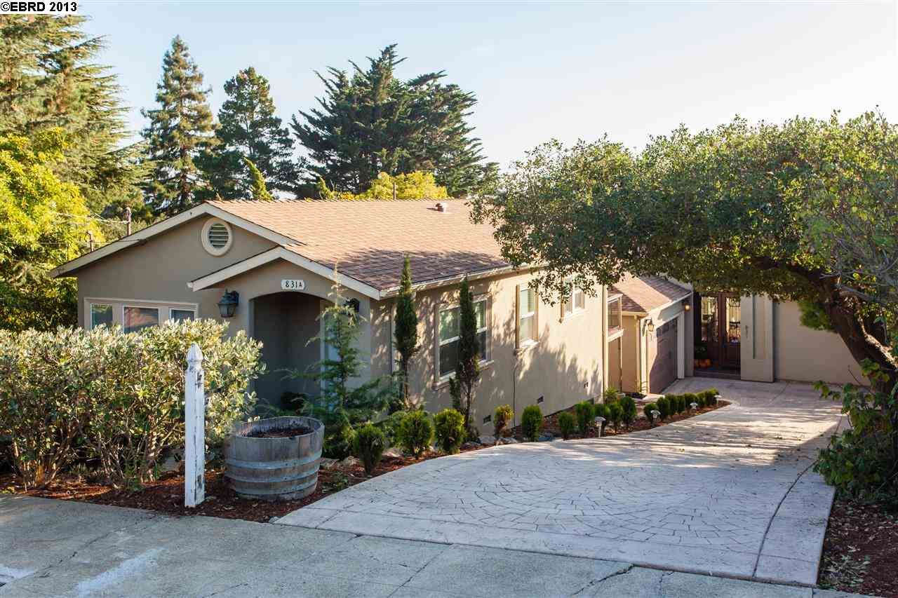 Additional photo for property listing at 831 GALVIN Drive  El Cerrito, California 94530 United States