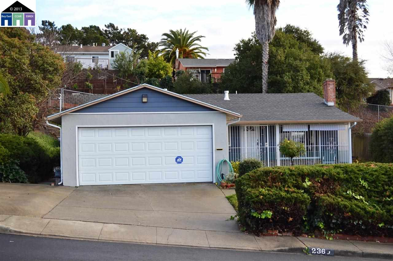 Single Family Home for Sale at 2360 SHANNON Avenue San Pablo, California 94806 United States