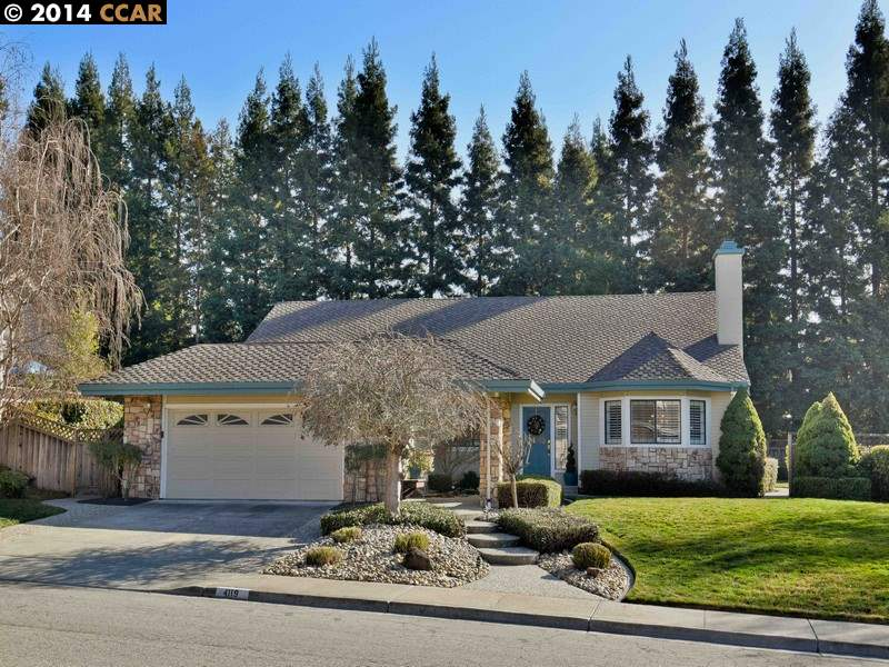 Single Family Home for Sale at 4119 GREENWICH Drive San Ramon, California 94582 United States