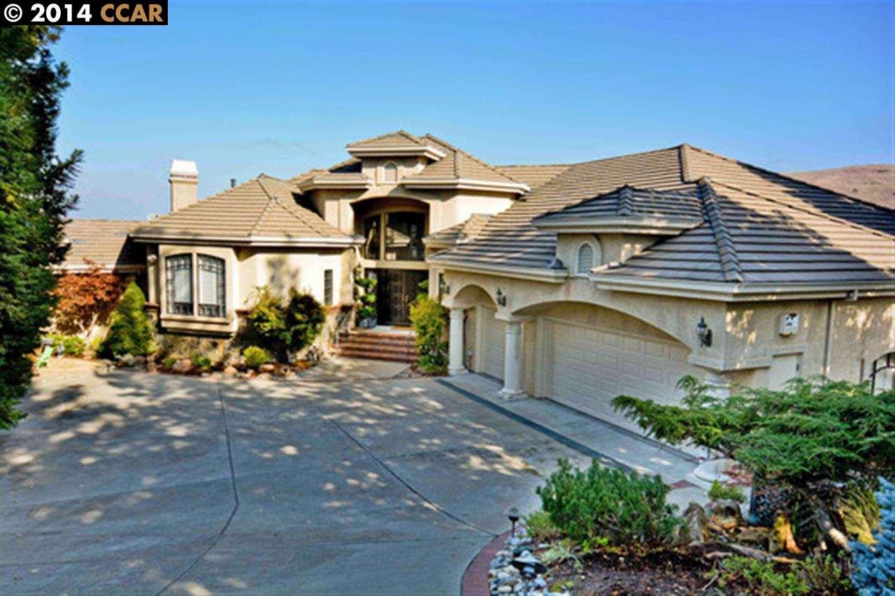 Einfamilienhaus für Verkauf beim 155 SUGAR CREEK Lane Alamo, Kalifornien 94507 Vereinigte Staaten