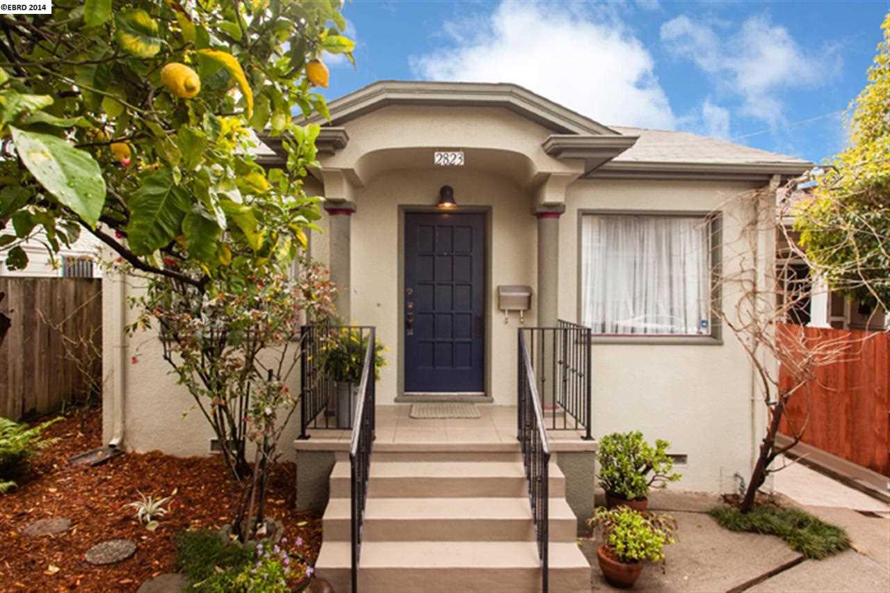 一戸建て のために 売買 アット 2823 SCHOOL Street Oakland, カリフォルニア 94602 アメリカ合衆国