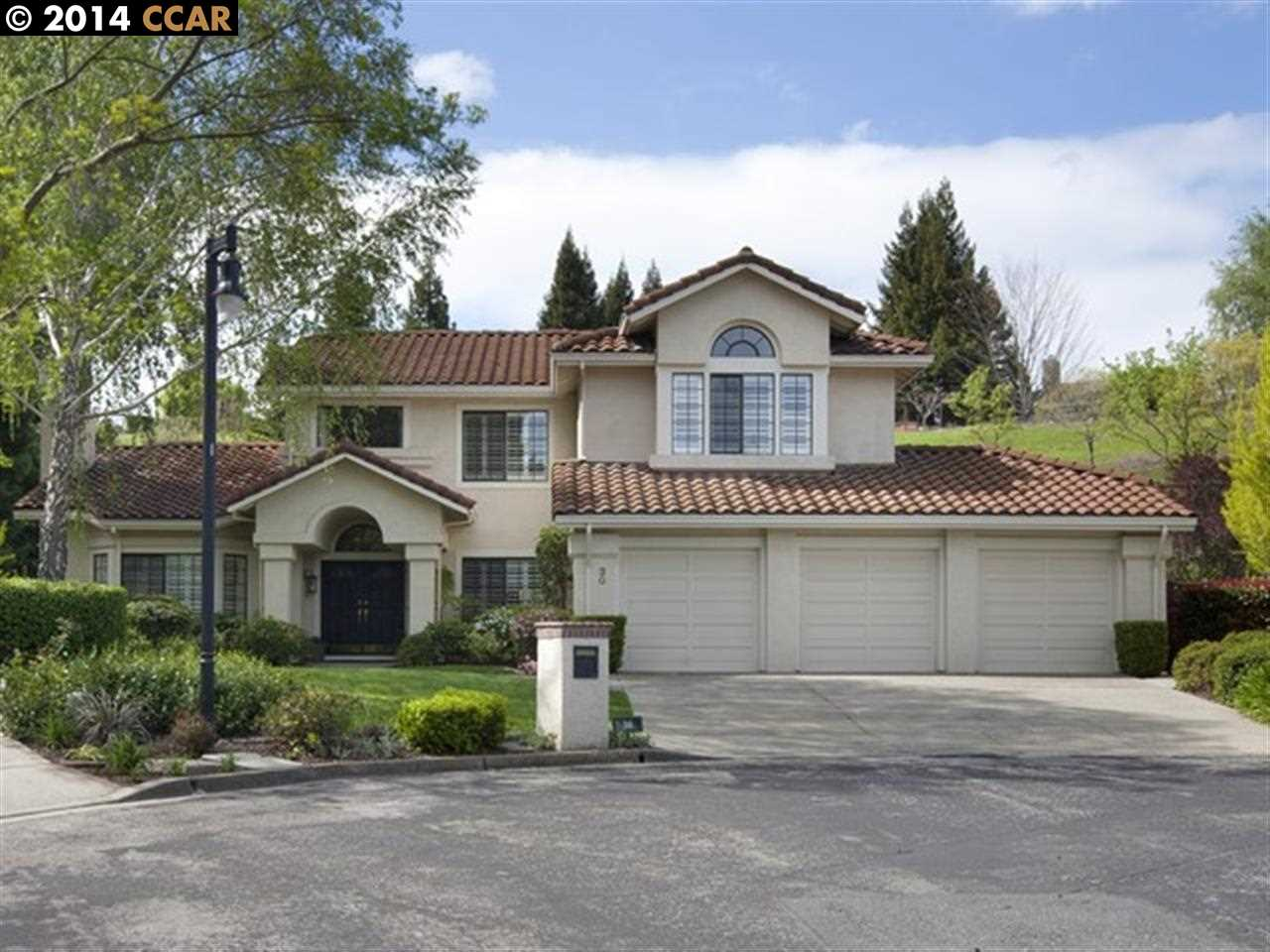 Additional photo for property listing at 30 Foothill Court  Danville, Californie 94506 États-Unis