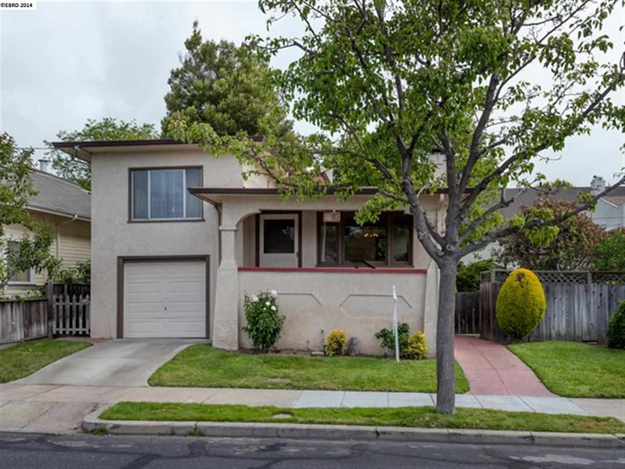 Single Family Home for Sale at 2913 MADISON Street Alameda, California 94501 United States