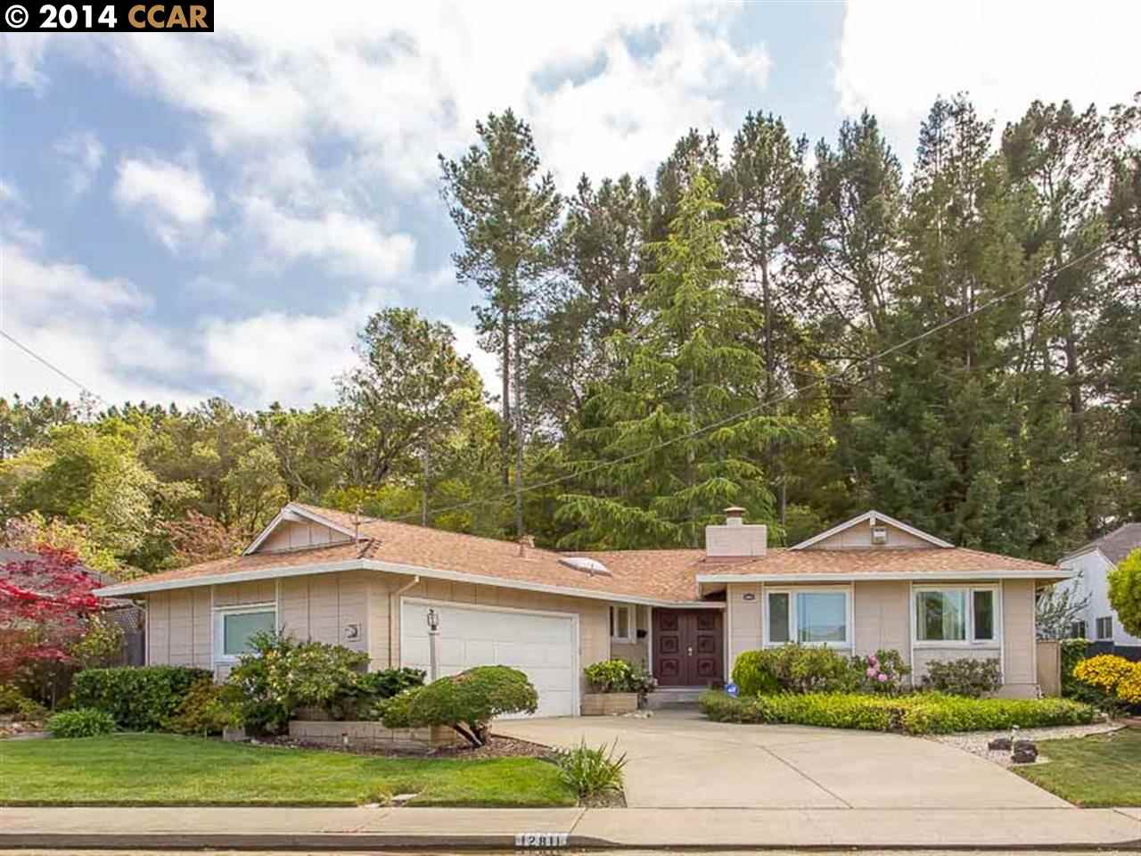 Single Family Home for Sale at 12811 BROOKPARK Road Oakland, California 94619 United States