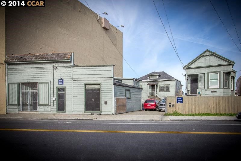 Commercial for Sale at 4611 SHATTUCK Avenue Oakland, California 94609 United States