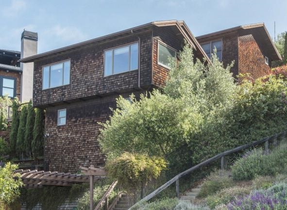 Частный односемейный дом для того Продажа на 6262 VIRGO ROAD Oakland, Калифорния 94611 Соединенные Штаты