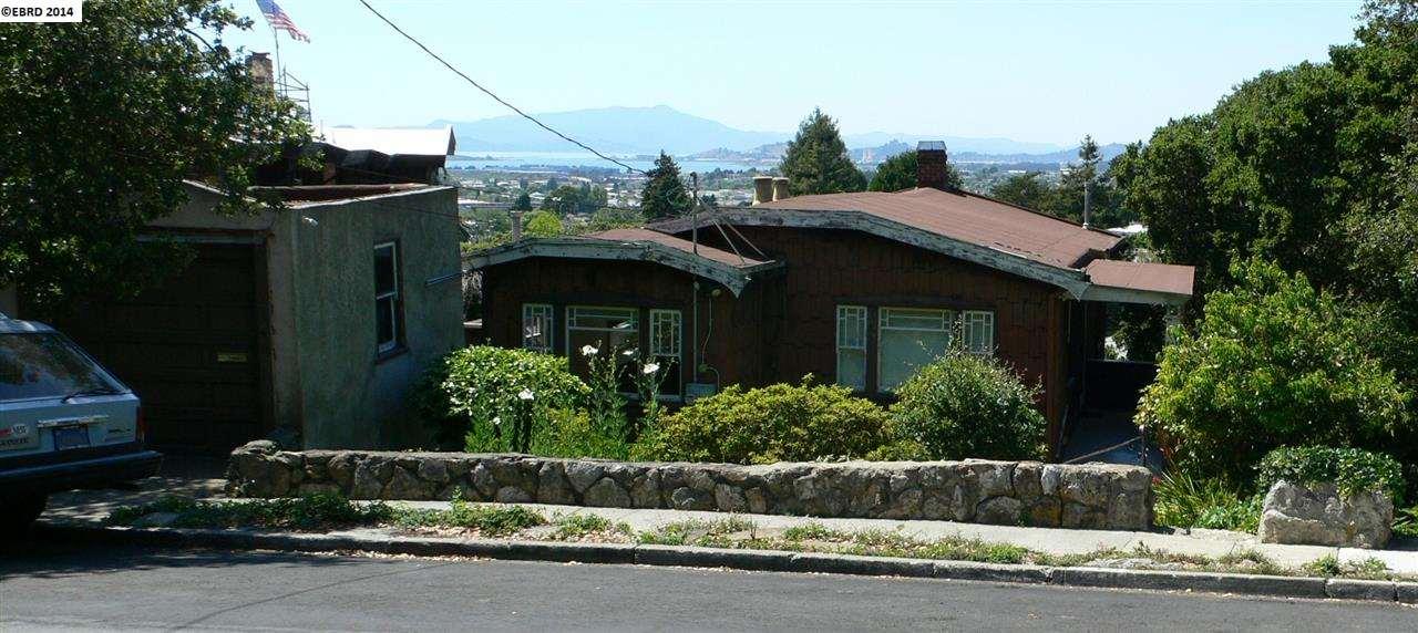 Maison unifamiliale pour l Vente à 548 VINCENTE Avenue Berkeley, Californie 94707 États-Unis
