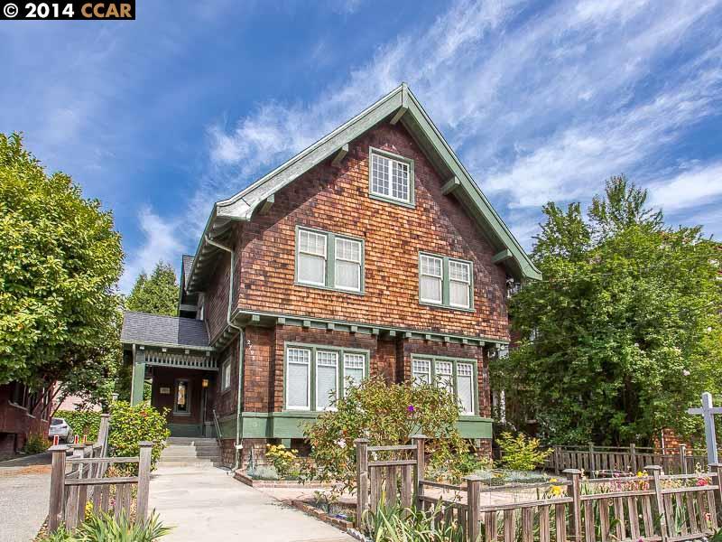 Single Family Home for Sale at 2793 BENVENUE Avenue Berkeley, California 94705 United States