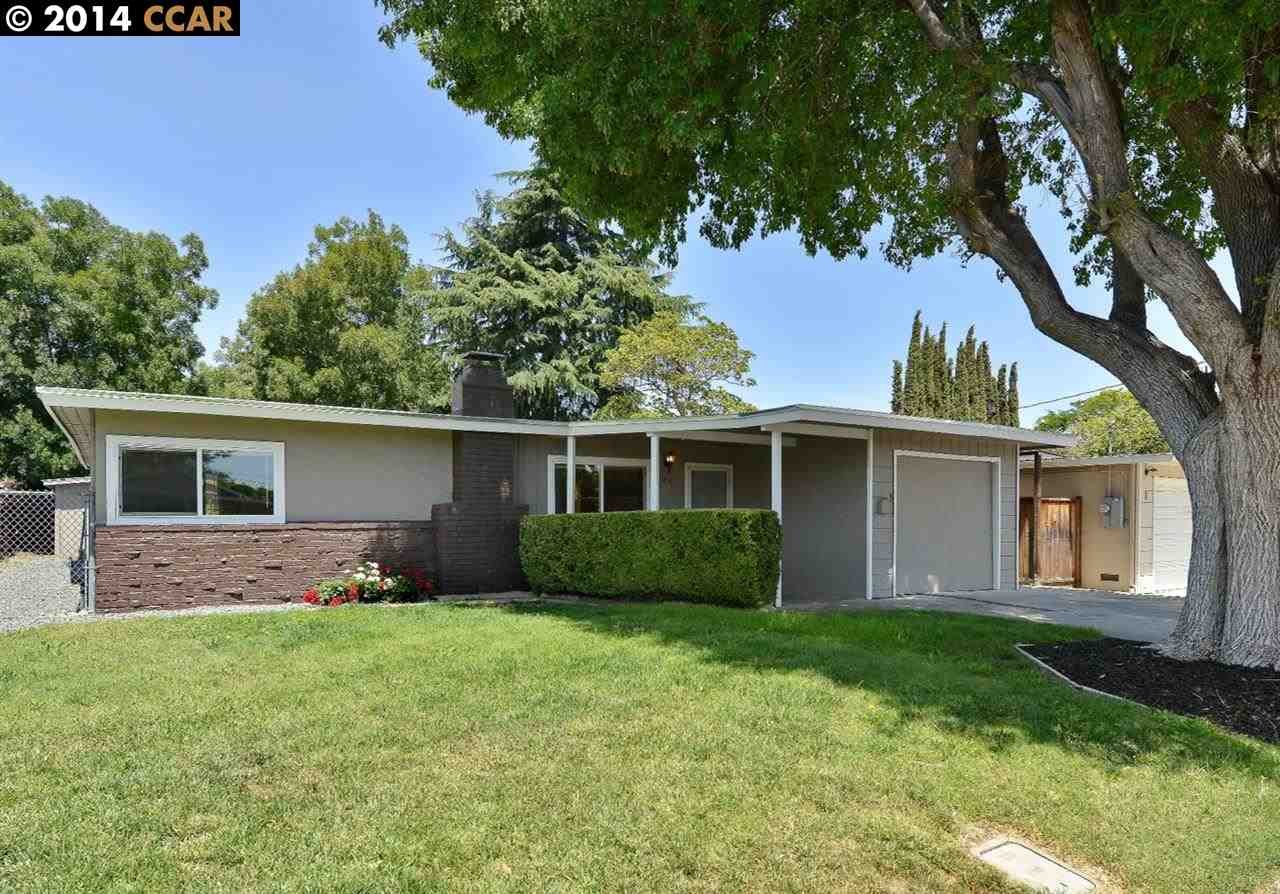 Single Family Home for Sale at 2871 LA SALLE Avenue Concord, California 94520 United States