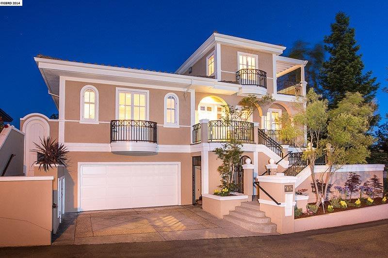 Einfamilienhaus für Verkauf beim 1016 AMITO Drive Berkeley, Kalifornien 94705 Vereinigte Staaten