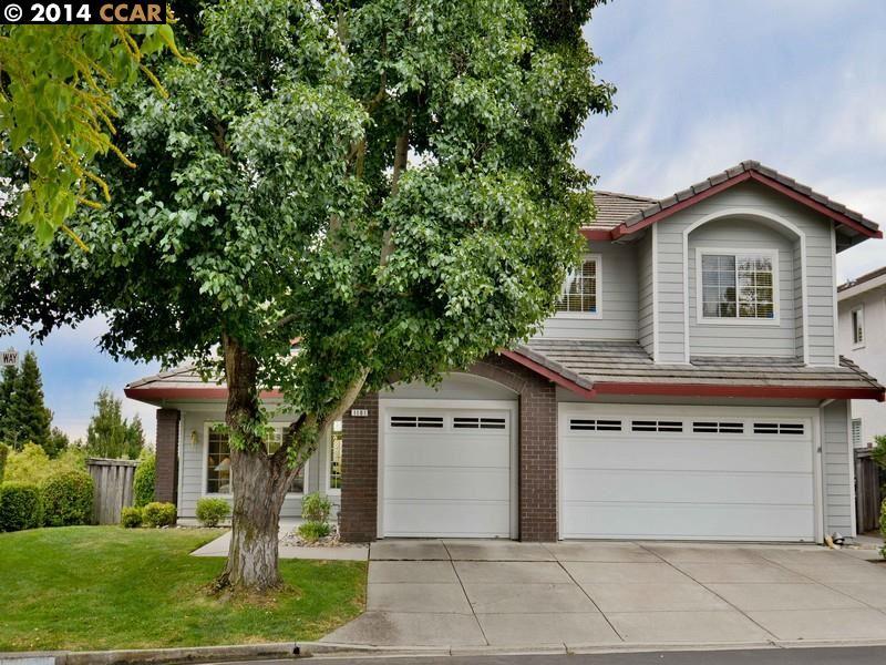 Casa Unifamiliar por un Venta en 1101 TROWBRIDGE WAY Danville, California 94506 Estados Unidos