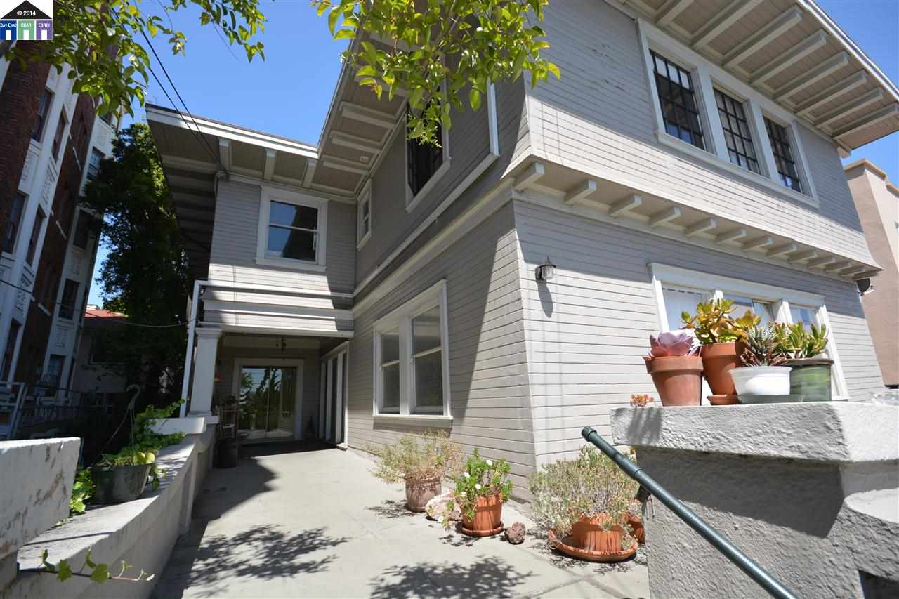Multi-Family Home for Sale at 512 Glenview Avenue Oakland, California 94610 United States