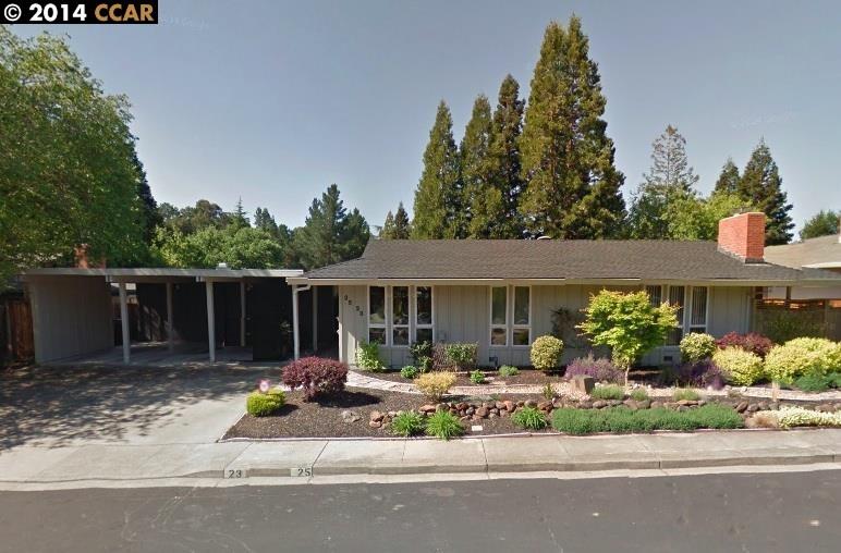 Einfamilienhaus für Verkauf beim 25 SUTTERS MILL Court Walnut Creek, Kalifornien 94596 Vereinigte Staaten