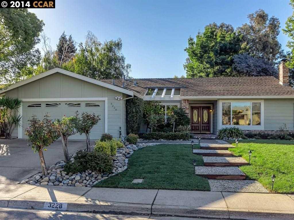 一戸建て のために 売買 アット 3228 El Suyo Drive San Ramon, カリフォルニア 94583 アメリカ合衆国