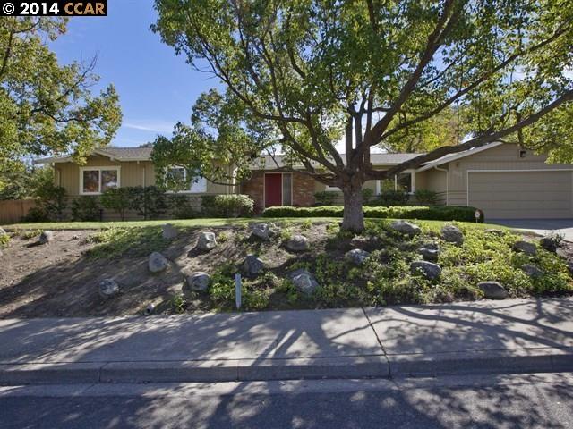 Single Family Home for Sale at 3112 DEL OCEANO Drive Lafayette, California 94549 United States