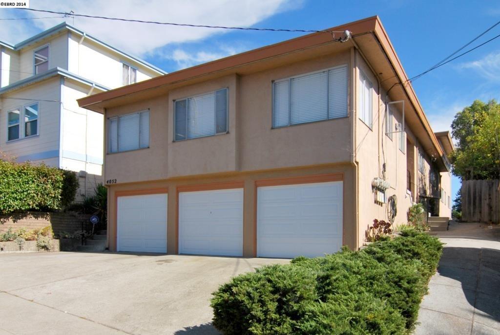 Mehrfamilienhaus für Verkauf beim 4052 Lincoln Oakland, Kalifornien 94602 Vereinigte Staaten