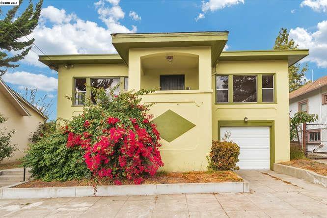 獨棟家庭住宅 為 出售 在 440 58TH Street Oakland, 加利福尼亞州 94609 美國