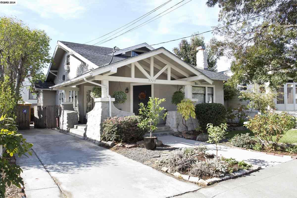 獨棟家庭住宅 為 出售 在 5715 FLEMING Avenue Oakland, 加利福尼亞州 94605 美國