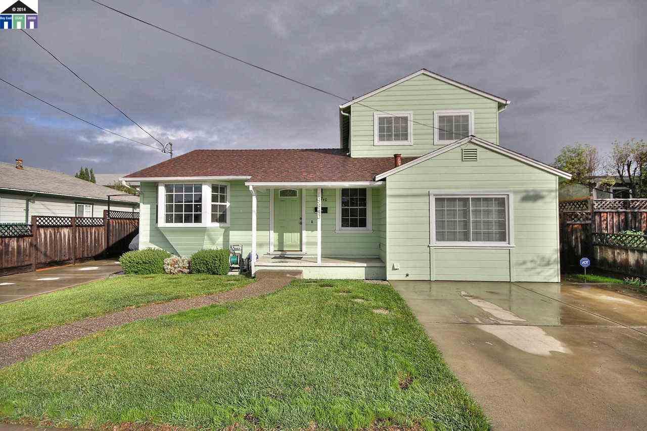 一戸建て のために 売買 アット 19940 Royal Avenue Hayward, カリフォルニア 94541 アメリカ合衆国
