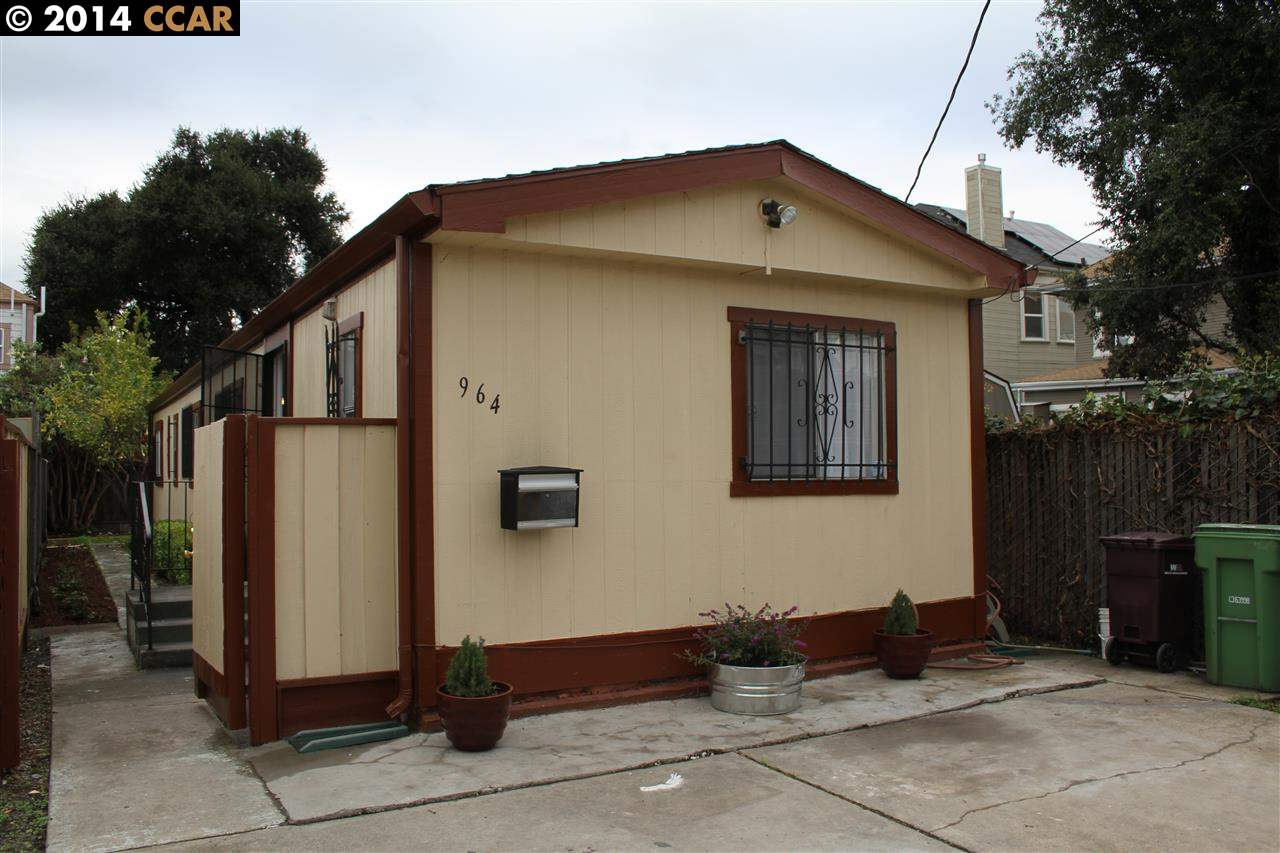 Single Family Home for Sale at 964 21ST Street Oakland, California 94607 United States
