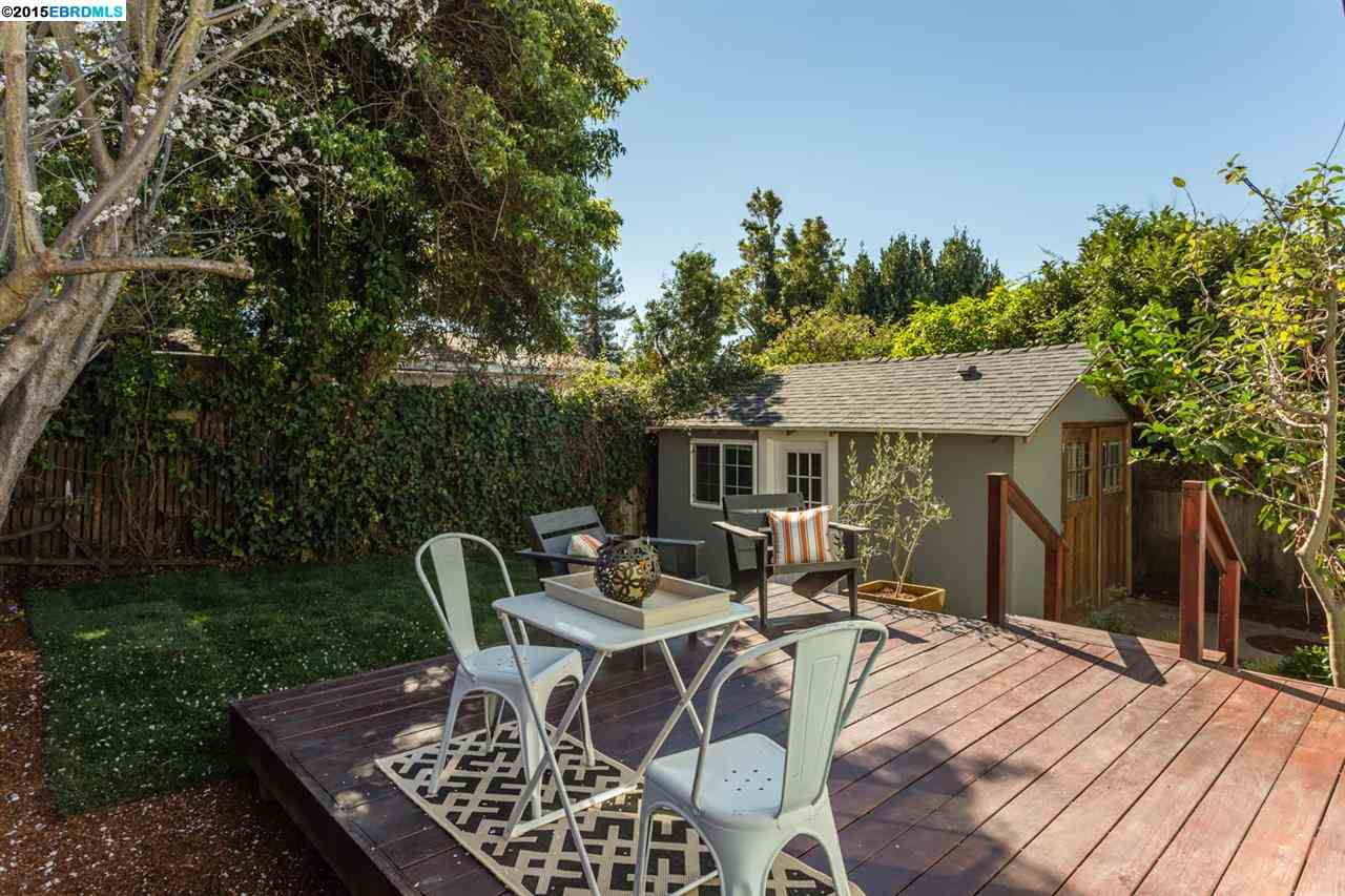 Additional photo for property listing at 1834 Tacoma Avenue  Berkeley, California 94707 United States