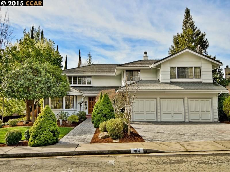 Single Family Home for Sale at 10137 NANTUCKET Drive San Ramon, California 94582 United States