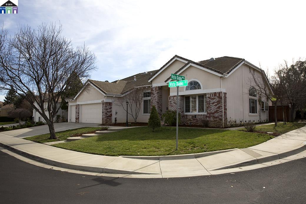 Einfamilienhaus für Verkauf beim 2690 Vista Diablo Court Pleasanton, Kalifornien 94566 Vereinigte Staaten
