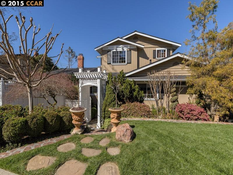 Single Family Home for Sale at 2222 GLADWIN Court Walnut Creek, California 94596 United States
