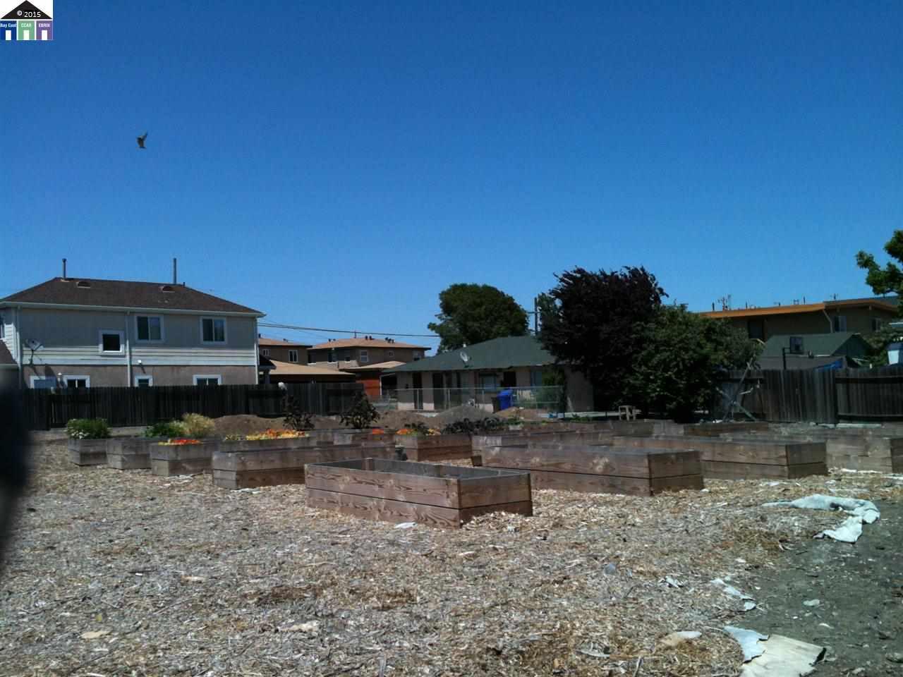 土地 のために 売買 アット 1240 York Street Richmond, カリフォルニア 94801 アメリカ合衆国