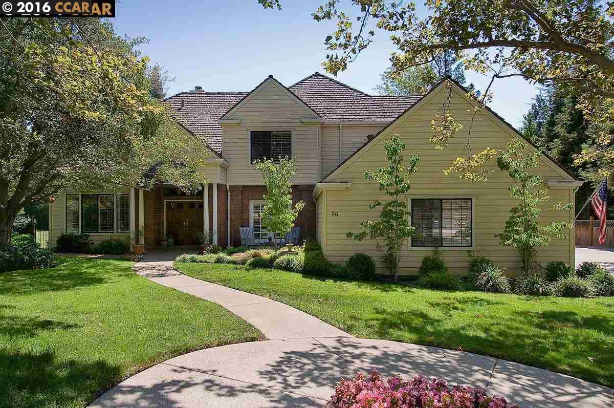 Additional photo for property listing at 26 Chestnut Place  Danville, California 94506 United States