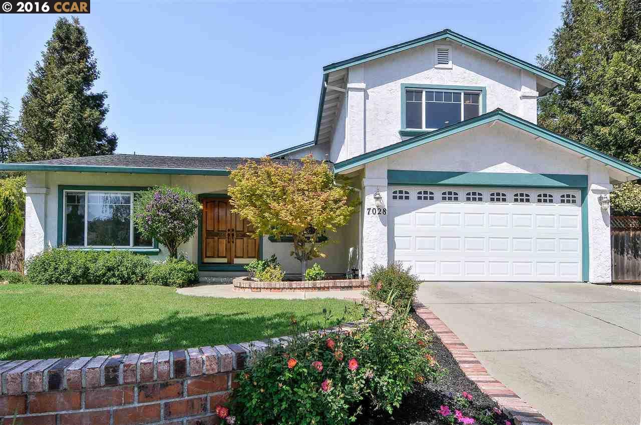 Single Family Home for Sale at 7028 VIA QUITO Pleasanton, California 94566 United States