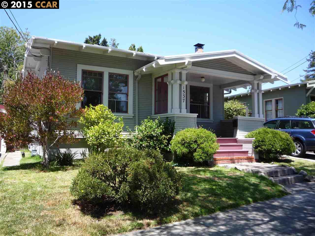 Additional photo for property listing at 1537 CEDAR Street  Berkeley, Kalifornien 94703 Vereinigte Staaten
