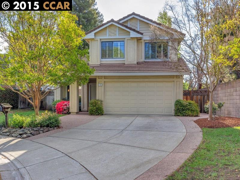 Single Family Home for Sale at 75 VERSAILLES Court Danville, California 94506 United States