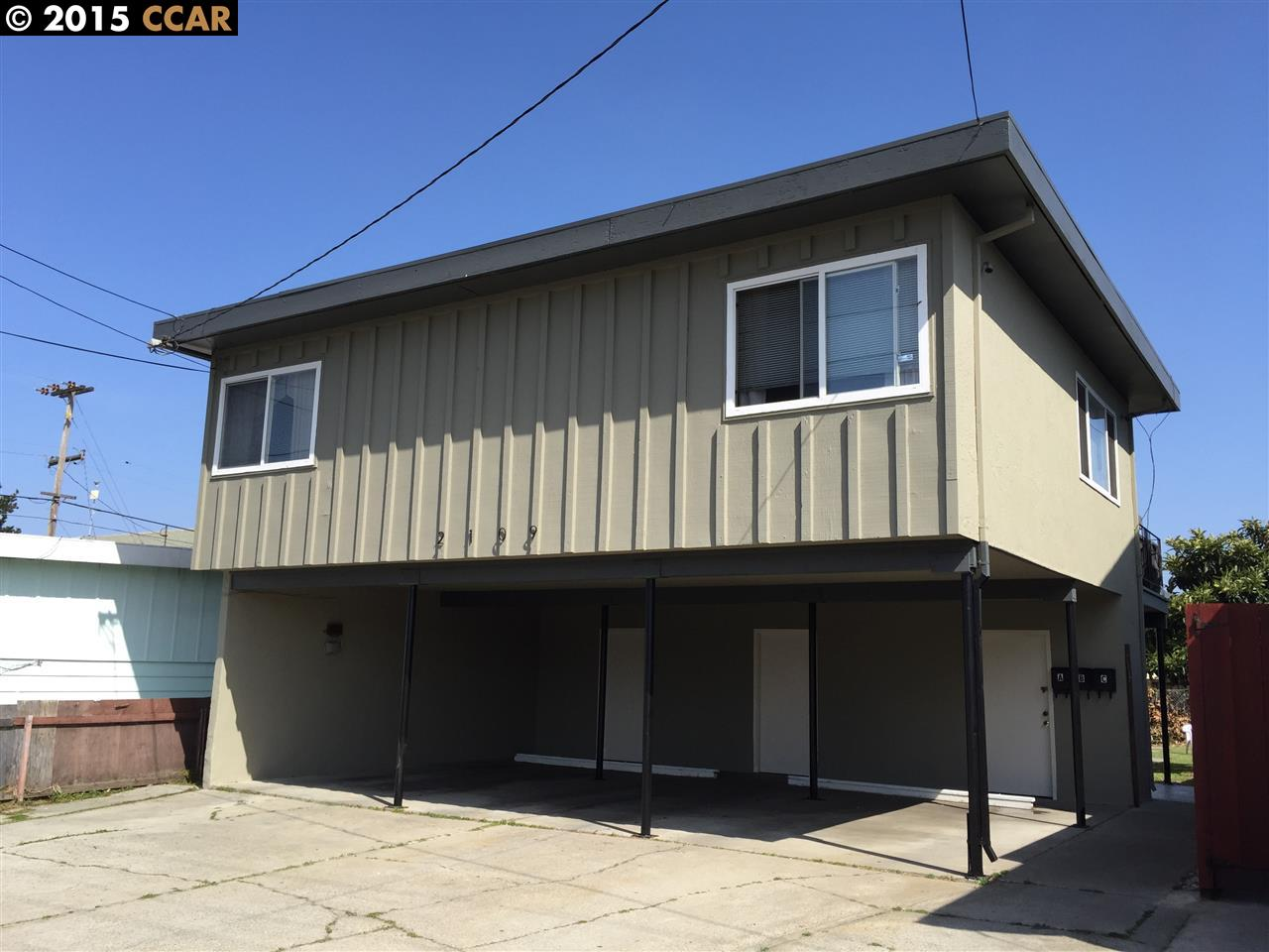 Additional photo for property listing at 2109 BUSH Avenue  San Pablo, California 94806 United States