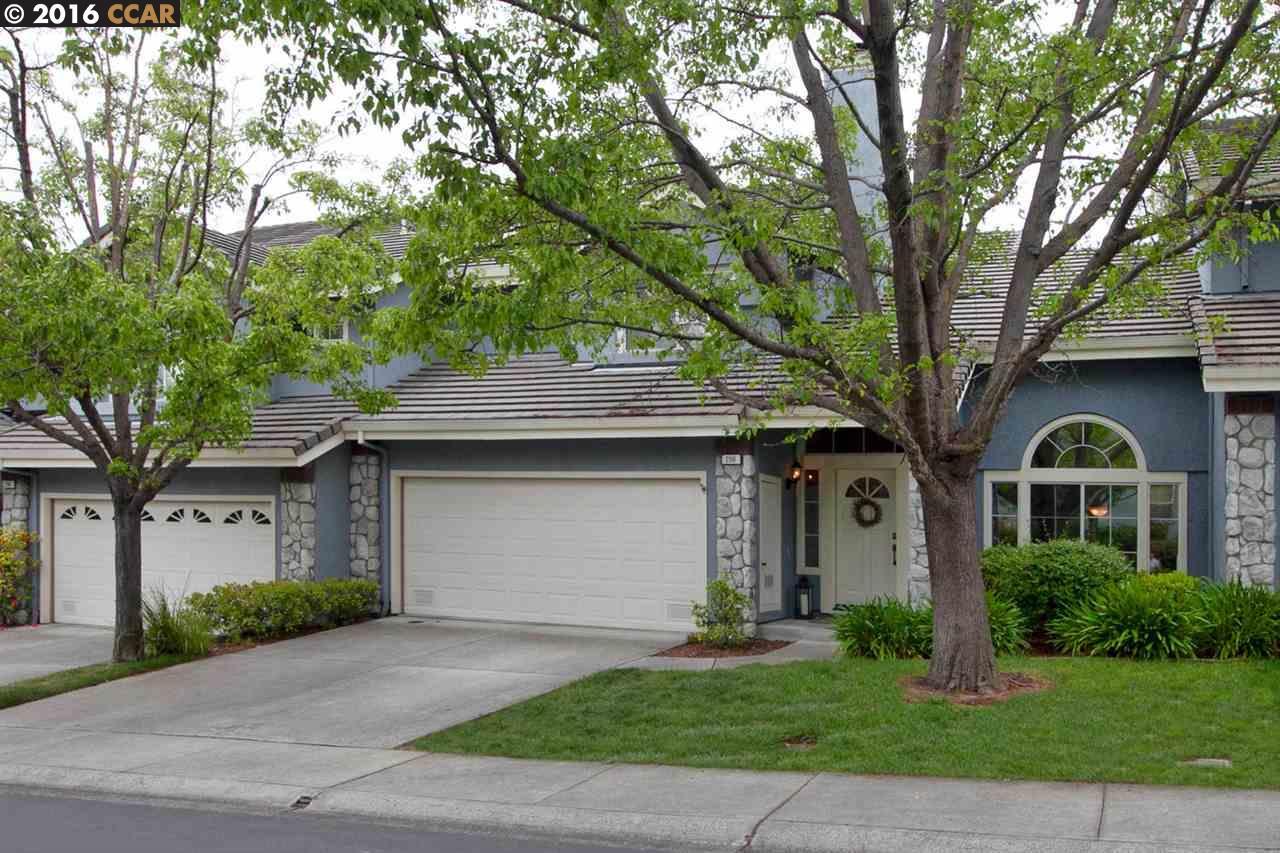 Частный односемейный дом для того Продажа на 208 PROMENADE Lane Danville, Калифорния 94506 Соединенные Штаты