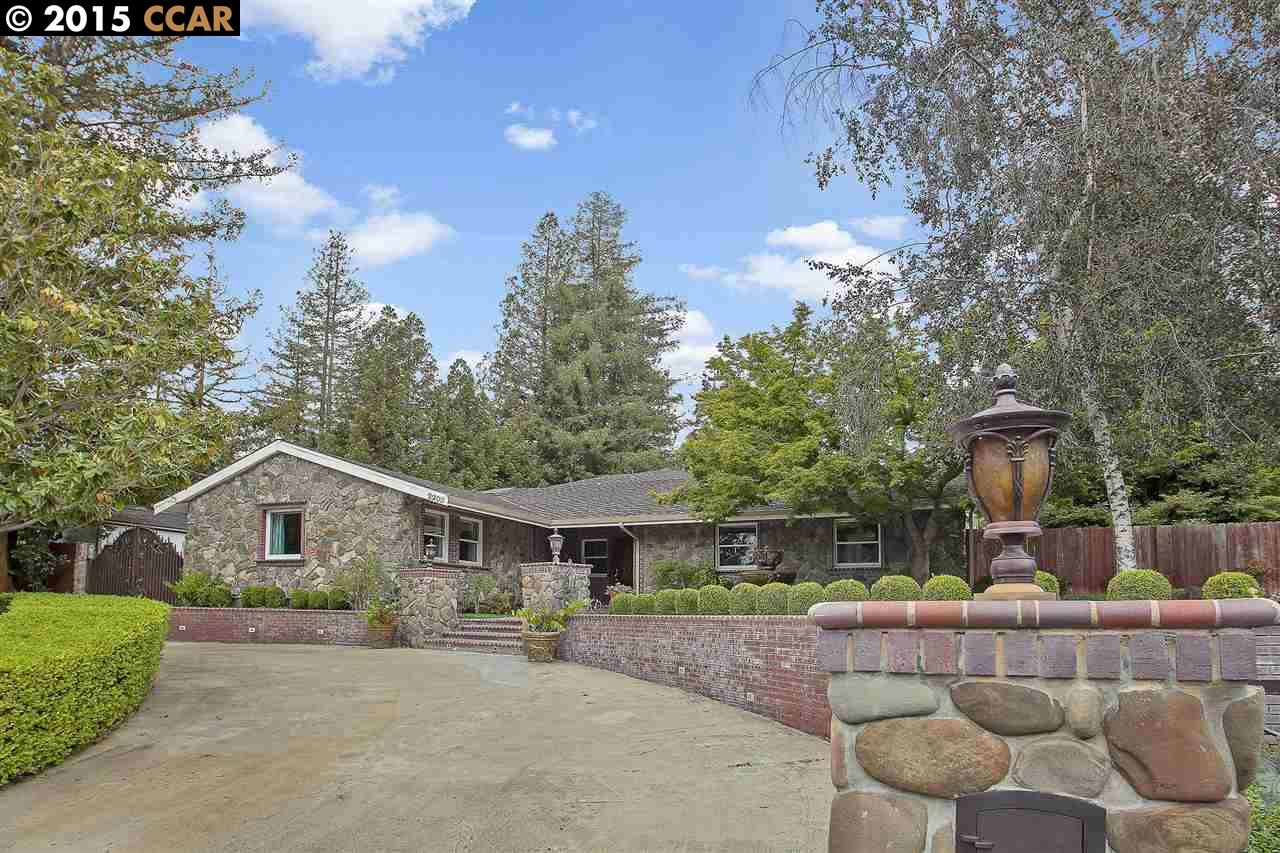 Additional photo for property listing at 2203 GRANITE Drive  Alamo, California 94507 United States