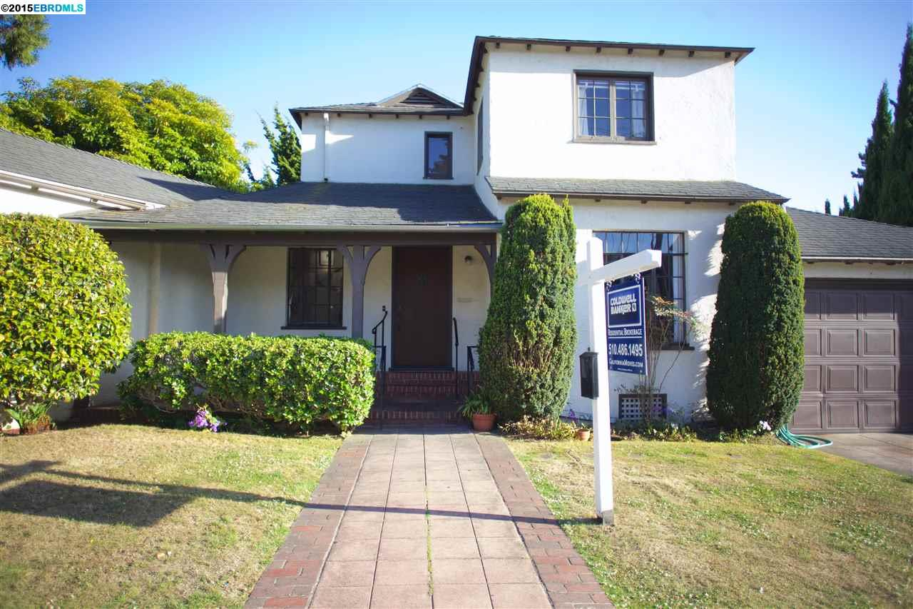 Einfamilienhaus für Verkauf beim 121 Brookside Drive Berkeley, Kalifornien 94705 Vereinigte Staaten