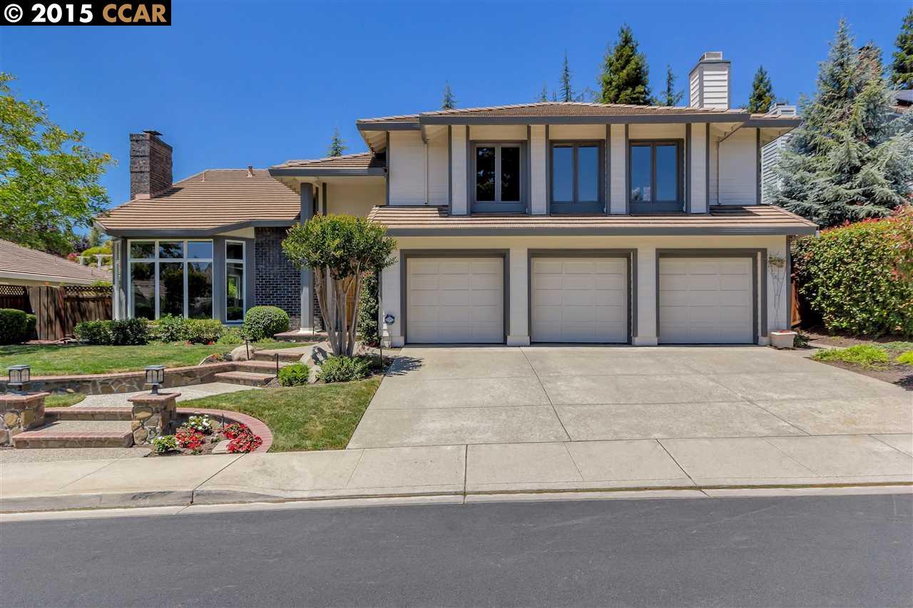 獨棟家庭住宅 為 出售 在 25 Barrons Place Danville, 加利福尼亞州 94506 美國