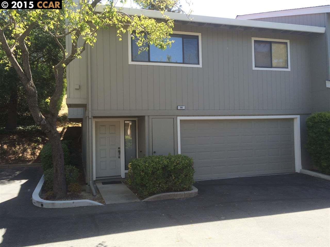 واحد منزل الأسرة للـ Sale في 98 SOUTHWIND Drive Pleasant Hill, California 94523 United States
